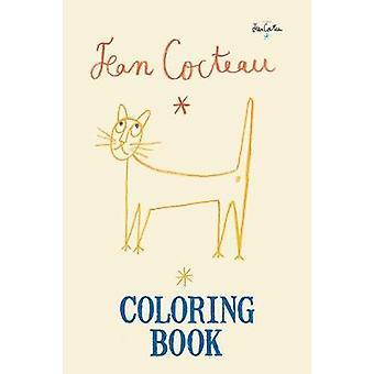 Jean Cocteau Coloring Book by Cocteau & Jean