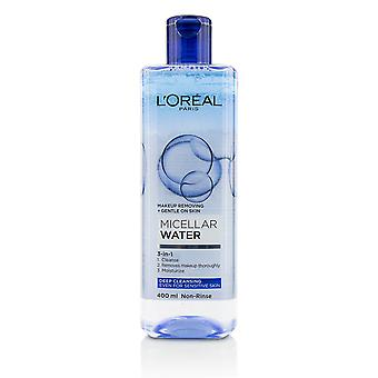 3 In 1 micellar water (deeping cleansing) even for sensitive skin 213011 400ml/13.3oz