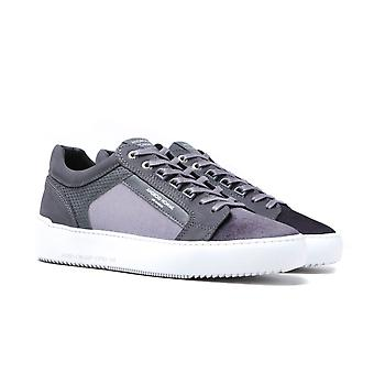 Android Homme Venice Gradient Velvet Pearl Grey Trainers