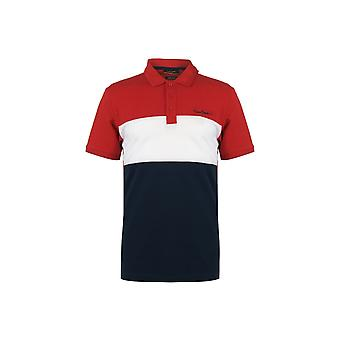 Pierre Cardin Cut And Sew Polo Shirt Mens
