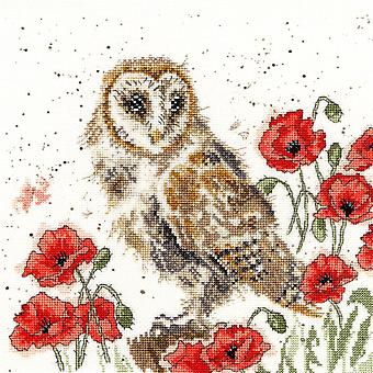 Bothy Threads Cross Stitch Kit - The Lookout