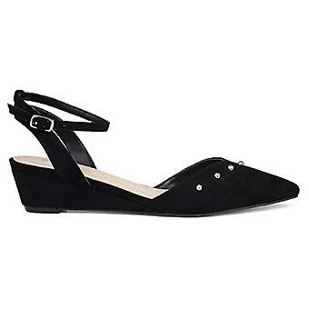 Brinley كو Women's Shoes Aticus أشار إلى الصنادل الخاصة بمناسبة البغل