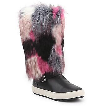 Geox D Breeda F D642QF085BHC9B8J universaali talvi naisten kengät