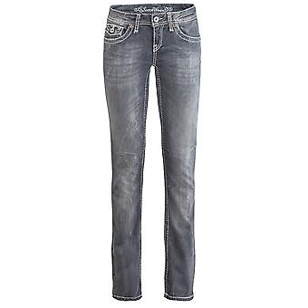 Soccx Straight Leg Jeans TA:YL:R112 REGULAR FIT LO Pants Straight TA:YL:R112 REGULA