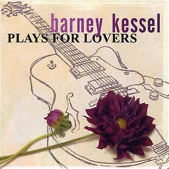 Barney Kessel - Plays for Lovers [CD] USA import
