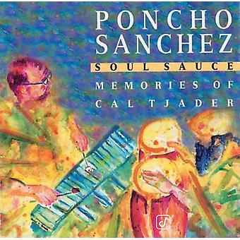 Poncho Sanchez - Soul Sauce-souvenirs d'importation USA Cal Tja [CD]