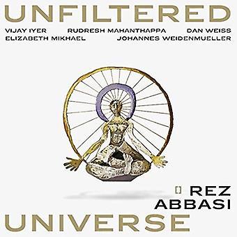 Rez Abbasi - Unfiltered Universe [CD] USA import