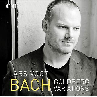 Bach, J.S. / Vogt, Lars - Goldberg Variations [CD] USA import