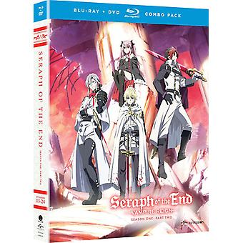 Serafín del final: reinado de vampiro - Ssn 1 - Pt 2 [Blu-ray] USA importar