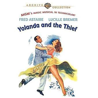 Yolanda e o ladrão [DVD] EUA importar