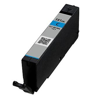 RudyTwos Replacement for Canon CLI-581CXXL Ink Cartridge Cyan (Extra High Yield) Compatible with Pixma iP4850, iP4950, iX6550, MG5150, MG5250, MG5300, MG5320, MG6150, MG6250, MG6220, MG8170, MG8150, M
