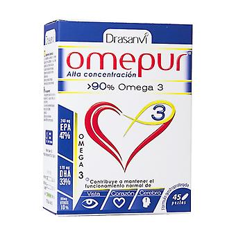 Omepur3 45 softgels