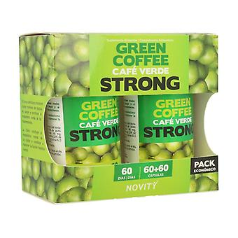 Strong Green Coffee 60 + 60 capsules