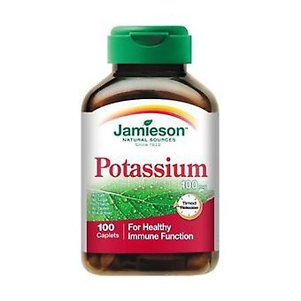 Potasium 100 tablets of 100mg