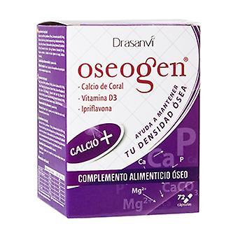 Oseogen Oseo 72 cápsulas