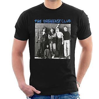 The Breakfast Club School Lockers Photo Men's T-Shirt