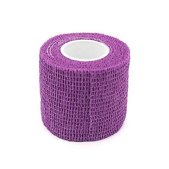 Disposable Self Adhesive Flex Elastic Bandage Tape For Tattoo Handle Grip