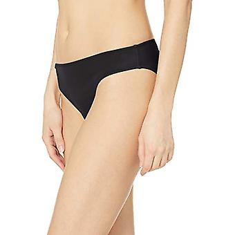 Essentials Women's Classic Bikini Costume da bagno Bottom, Nero, XS