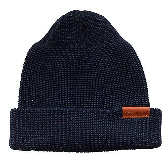 Red Wing Beanie Unisex Hat in Navy