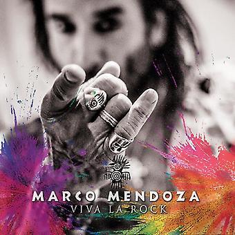 Marco Mendoza - Viva La Rock [CD] USA import