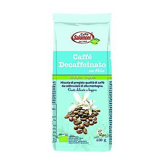 Decaffeinated coffee 250 g