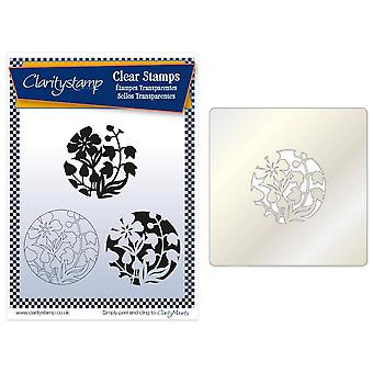 Claritystamp Primrose & Friends Stamp, Stencil & Mask Set