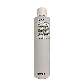 evo Helmut Extra Strong Lacquer 6.7 OZ