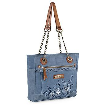 Kiska Shopping Bag With Double Handle for Women