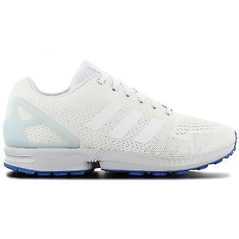 אדידס מקוריים ZX FLUX - בגדי ריקוד גברים נעליים לבן AF6317 נעלי ספורט
