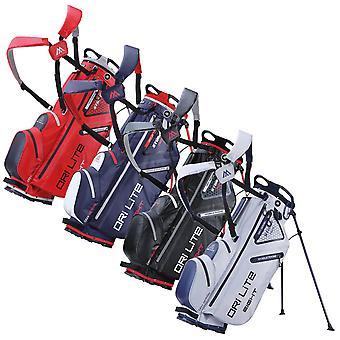Big Max Dri Lite Eight Ultralight Waterproof 7-Way Golf Stand Bag
