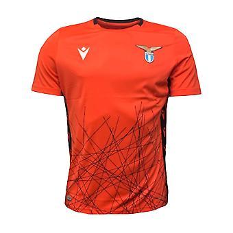 2020-2021 Lazio Home Goalkeeper Shirt (Oranje)