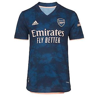 2020-2021 Arsenal Authentic Third Shirt