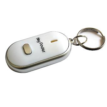 Schlüsselfinder, Anti-verlorene Smart Key mit Led-Fackel - Whistle Key Finder Tracker