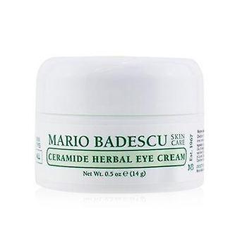 Creme para olhos de ervas de ceramida - Para todos os tipos de pele 14ml ou 0.5oz