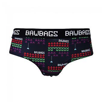 Bawbags كول دي Sacs المرأة & apos؛ ق باو الغزاة الملابس الداخلية - متعددة - 16