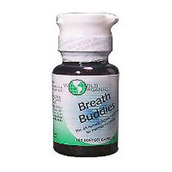 World Organics Breath Buddies, 180 Sftgls