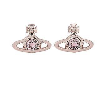 Vivienne Westwood Accessoires Nano Solitaire Boucles d'oreilles