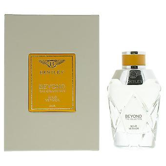 Bentley Beyond The Collection Wild Vetiver Java Eau de Parfum 100ml Spray Unisex