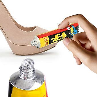 سوبر لاصقة إصلاح الغراء للأحذية الجلد / المطاط قماش أنبوب قوي