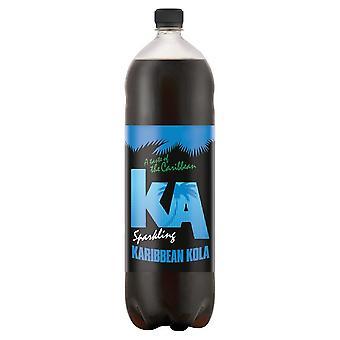 KA Karibbean Kola 2L x 18 Uhr