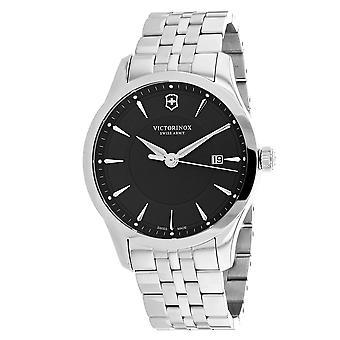 Victorynox Men's Alliance Black Dial Watch - 241801