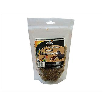 Dawn Chorus Dried Mealworms Pouch 100g