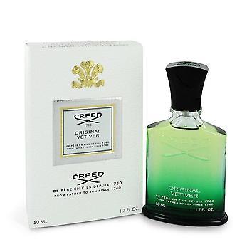 Original Vetiver Eau De Parfum Spray By Creed 1.7 oz Eau De Parfum Spray