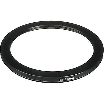 Phot-r® 62-52mm metal step-down ring adapter for camera filters and lenses 62 - 52mm