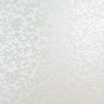 10 Dandy White Applique Card Inserts Taglia 2 (Medio