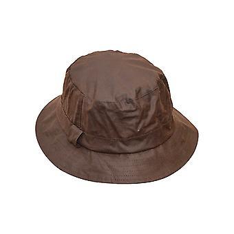 Walker and Hawkes - Uni -Sex Wax Bucket Fishing Hat