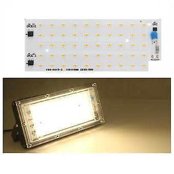 Led Flood Light Chip -smd 2835 Floodlight Spotlight Perler
