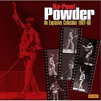 Poudre - Ka-Pow ! importer une Collection Explosive 1967-68 [CD] USA