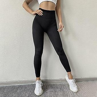High Waist Peach Hips Gym Leggings