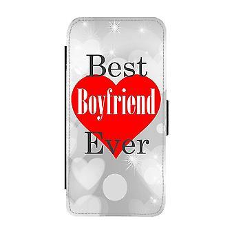 Miglior fidanzato di sempre iPhone 12 / iPhone 12 Pro Custodia portafoglio